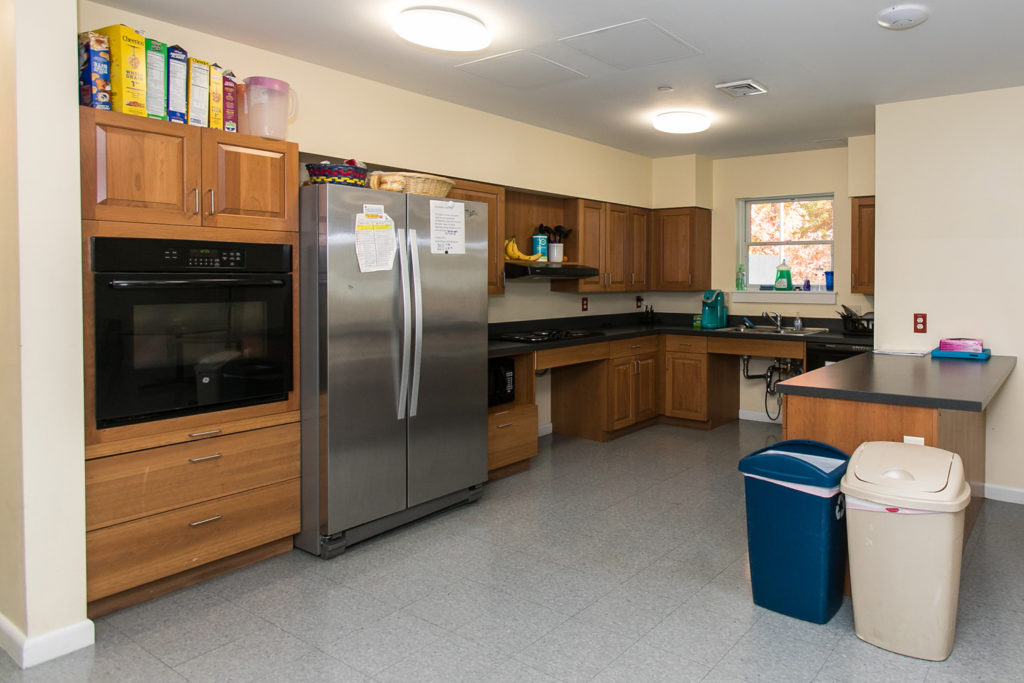 Residential Program Kitchen
