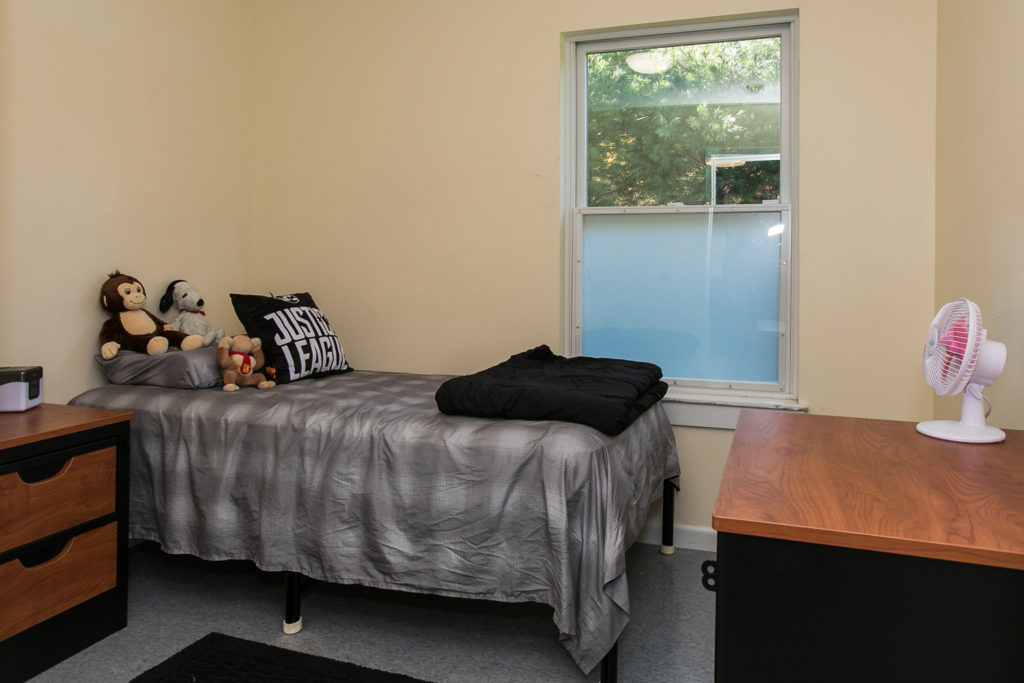 Residential Program Bedroom