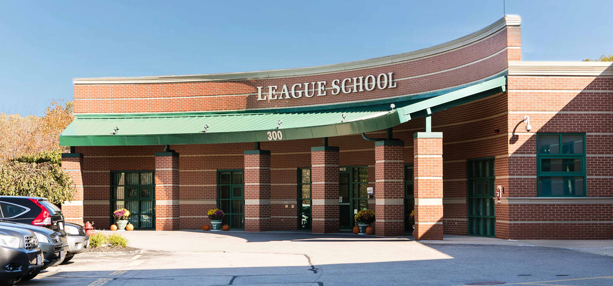 League school entrance